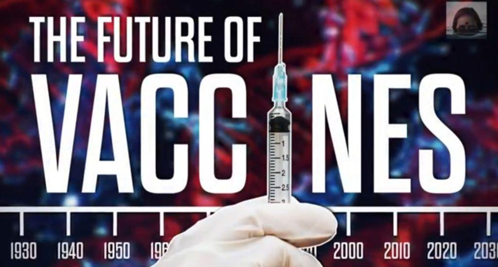 Die Zukunft der Impfstoffe (von YouTube gelöscht)